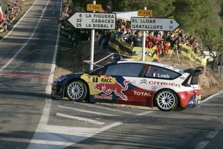 El Rally de Catalunya se convierte en una prueba mixta