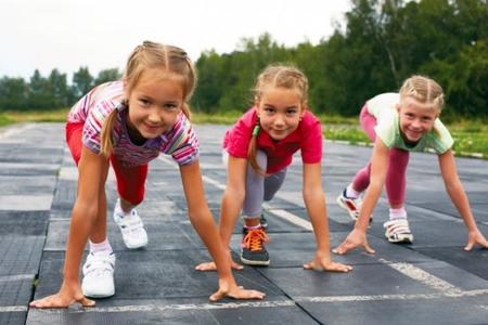 Para un buen rendimiento escolar, no olvidéis el ejercicio