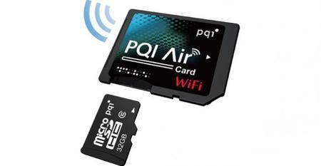 PQI Air Card, análisis