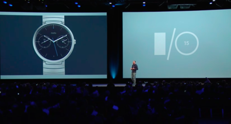 Android Wear, así evolucionará la plataforma de Google para wearables