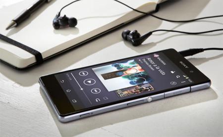 Smartphone Sony Con Auriculares