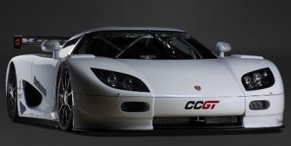 Koenigsegg CCGT y CCXR