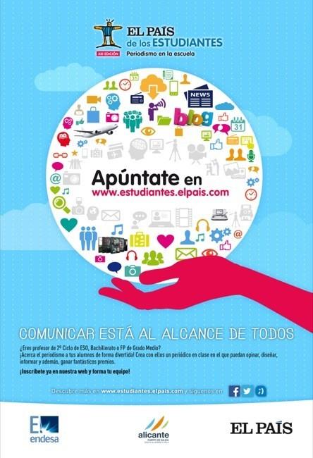 El País y Endesa convocan la XIII edición de El País de los Estudiantes