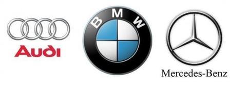 Audi, BMW y Mercedes rozan el millón de unidades en el primer semestre de 2014