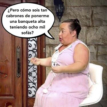 Chiqui explica porqué se lleva tan mal con sus ex suegros tras su separación de Borja en 'Sálvame'