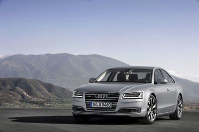 Audi A8 2013, a la venta desde 85.320 euros