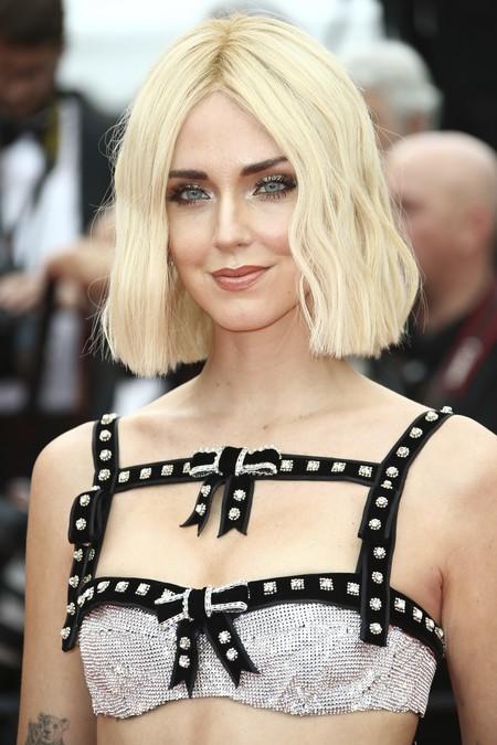 Chiara Ferragni protagoniza el cambio de look más impresionante del Festival de Cannes
