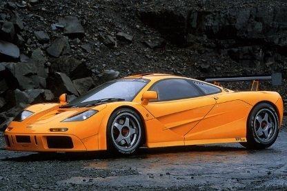 McLaren F1 LM en el British