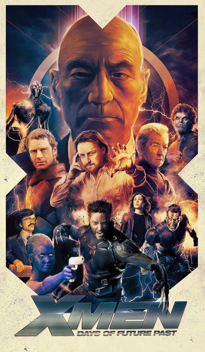 Foto de 'X-Men: Días del futuro pasado', carteles (18/21)