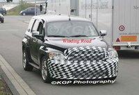 El Chevrolet HHR SS Turbo de pruebas en Nurburgring