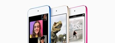 Nuevo iPod touch: ahora rinde más que nunca gracias al A10 Fusion y hasta el doble de almacenamiento
