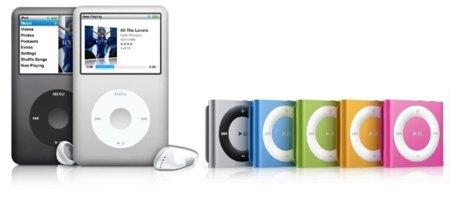Apple podría dejar de vender el iPod Shuffle y el iPod Classic