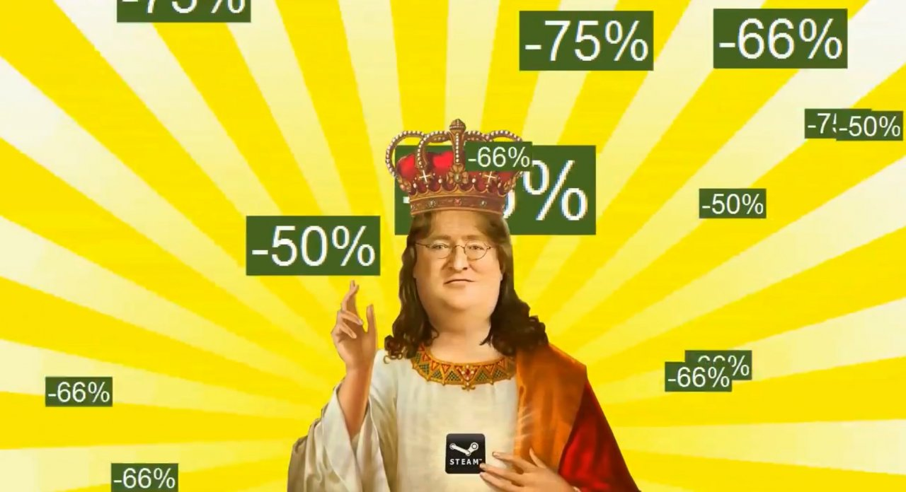 Como sobrevivir las ventas de Steam sin quedar pobre