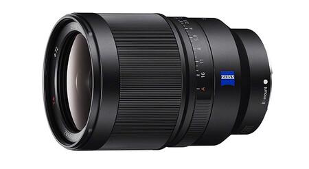 Sony Distagon T Fe 35mm F14 Zeiss