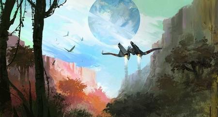 Pasar un segundo en cada planeta de No Man's Sky llevaría 5,000 millones de años