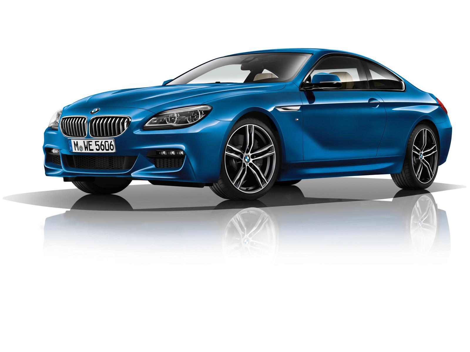 Foto de BMW Serie 6 2018 (7/11)