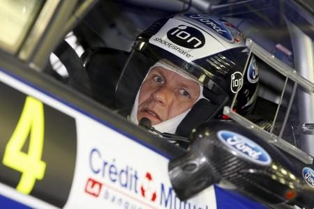Petter Solberg no correrá la próxima temporada en el WRC