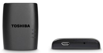 Toshiba Canvio, dotando de WiFi a nuestros discos duros externos