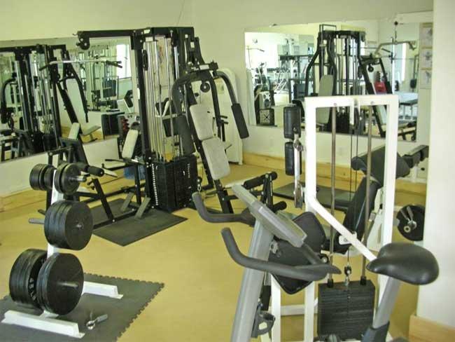 Adaptar las m quinas del gimnasio para entrenar de forma for Para gimnasio