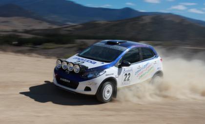 Curiosidades en competición. Mazda 2 Extreme