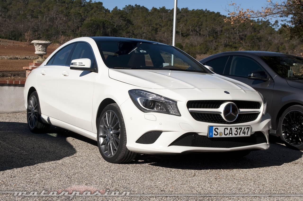 Foto de Mercedes-Benz Clase CLA (presentación) (9/40)