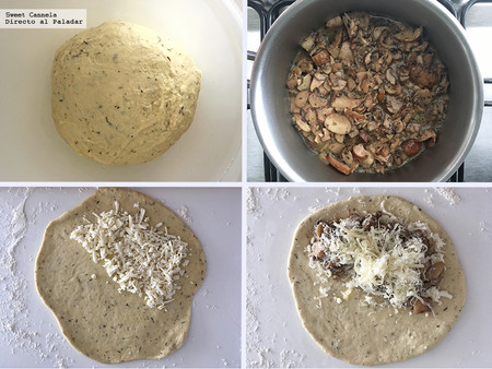 Empanadas Champinones1