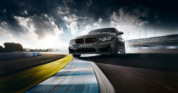 Foto de BMW M3 CS (2/13)
