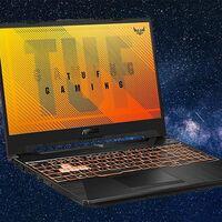 Si buscas portátil para jugar, este ASUS TUG Gaming FX505DT-HN450 es una de las opciones más económicas que vas a encontrar. Lo tienes en eBay por 649 euros