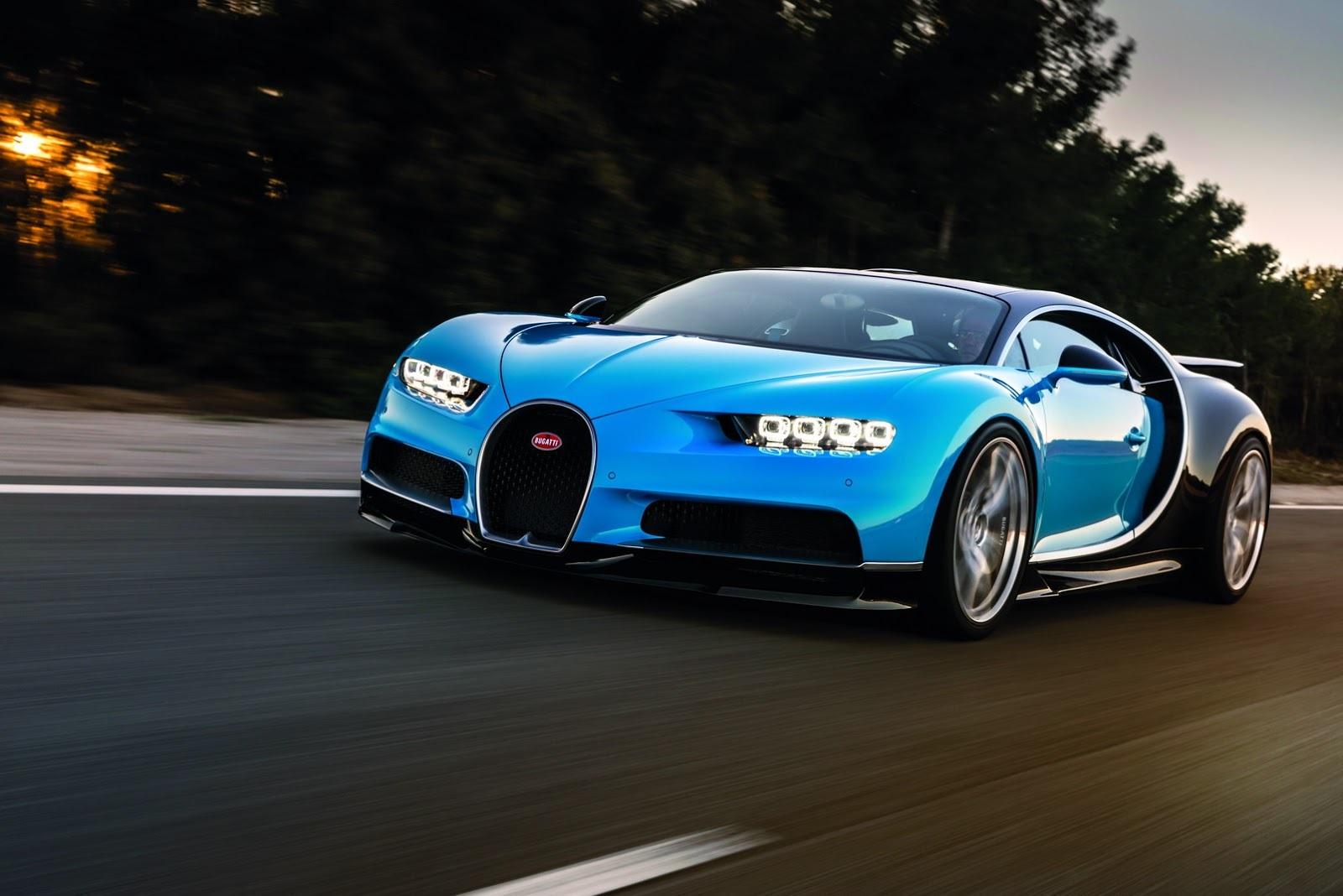 Foto de Bugatti Chiron (43/77)