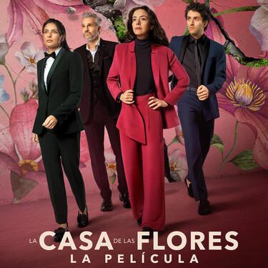Si no superaste la tercera temporada de La Casa de las Flores, ahora Netflix estrena su película
