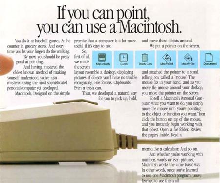Macintosh Mouse