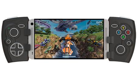 Phonejoy, el gamepad adaptable a cualquier teléfono Android