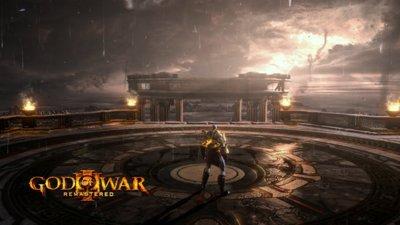 Parece que Sony planea vender un paquete de PS4 con God Of War III: Remastered