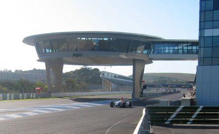 Hoy arranca una semana de test en Jerez