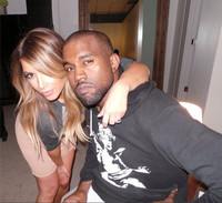 Los regalos en casa de los West-Kardashian son cualquier cosa menos discretos