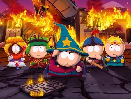 Nuevos comerciales y trailer de la historia de South Park: The Stick of Truth
