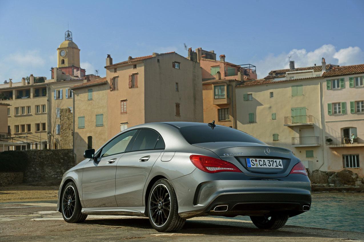 Foto de Mercedes-Benz Clase CLA (Saint-Tropez) (28/51)