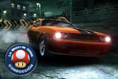 Lo mejor de 2006: Mejor juego de conducción