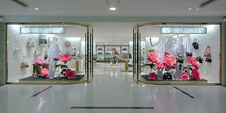 Mulberry llega al China World Mall de Beijing