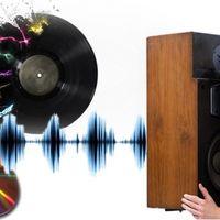 Escuchar música en MP3 te hará menos feliz que si lo haces en alta definicion, o eso dice un estudio
