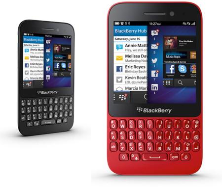 Blackberry Q5, toda la información