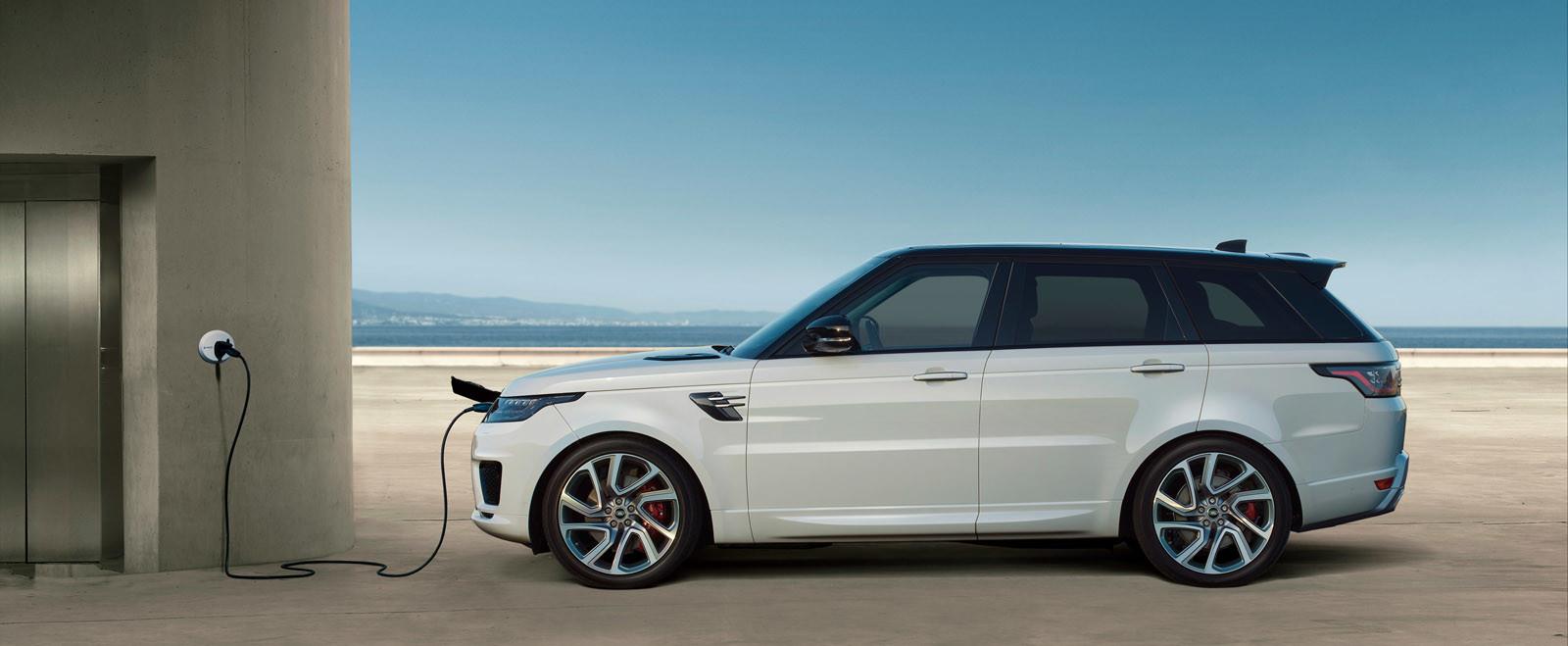 Foto de Range Rover Sport PHEV 2018 (9/24)