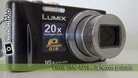 Panasonic Lumix DMC-TZ18, la hemos probado