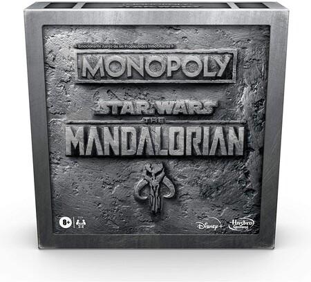 Star Wars el Mandaloriano: Monopoly