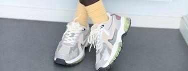 Zara conquista la calle con estos zapatos de suela maxi para pisar con fuerza