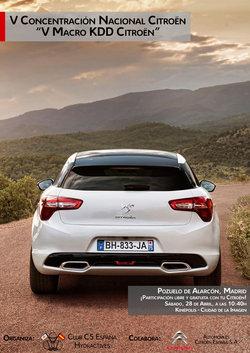 V Macro KDD Citroën: 28 de abril