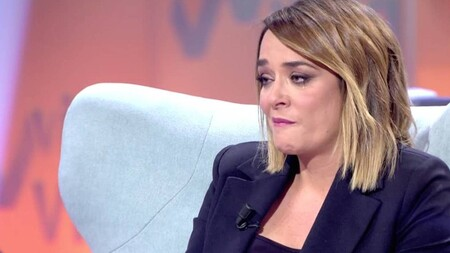 Toni Moreno Se Rompe Durante Su Entrevista A Pau Dones Jarabe De Palo En Viva La Vida