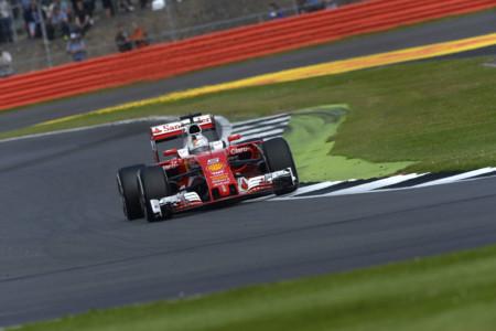 Vettel Uk2016 Libres