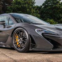 """Jenson Button puso a la venta su muy especial McLaren P1 con """"Track Mode 2"""""""
