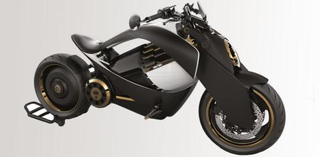 Newron sigue adelante y entregará 12 de sus motos eléctricas de madera con 100 CV por 60.000 euros
